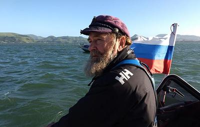 Фёдор Конюхов отправился в кругосветное путешествие из новозеландского порта Данидин