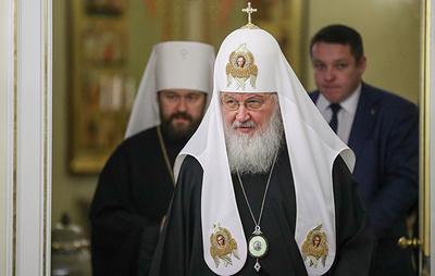 Патриарх Кирилл: президент Украины нарушает конституцию, вмешиваясь в дела церкви