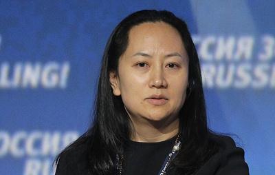 СМИ: Канада получила из США запрос на арест финдиректора Huawei по делу о мошенничестве