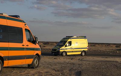 В Египте в результате аварии погибли двое россиянин