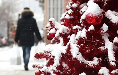 Потепление и гололедица ожидаются в большинстве регионов Центральной России