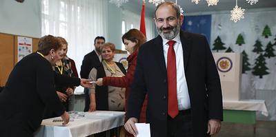Выборы в парламент Армении. Почти без сюрпризов и без оппозиции