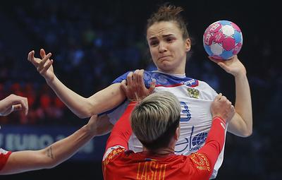 Эксперт: Вяхирева показала себя лидером сборной России по гандболу в полуфинале ЧЕ