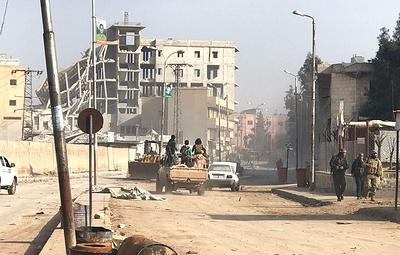 СМИ: на рынке в Африне прогремел взрыв