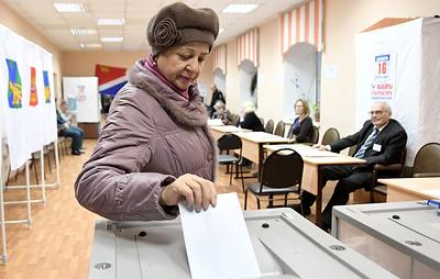 В Приморье завершилось голосование на повторных выборах губернатора