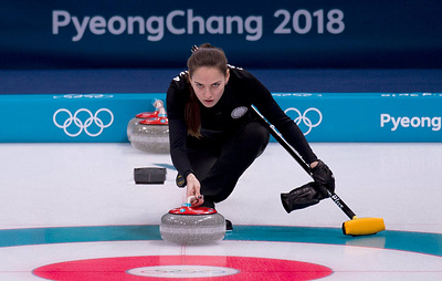 В тестовых соревнованиях Зимней универсиады-2019 по керлингу участвуют 72 спортсменки