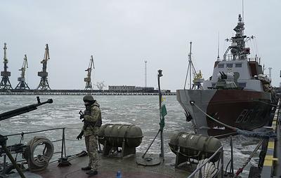 Украина утвердила морскую доктрину с целью усиления позиций в Азовском и Черном морях