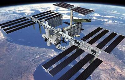 Церемония передачи командования на МКС. Видеотрансляция