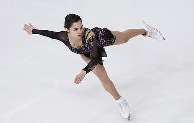 Орсер: Евгения Медведева способна победить на чемпионате России при идеальном катании
