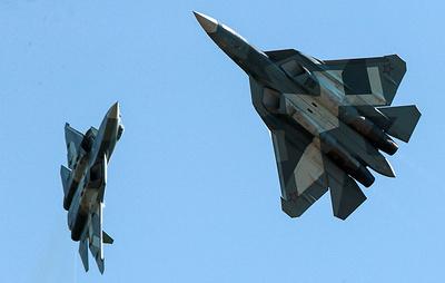 Источник: контракт на поставку 13 Су-57 для ВКС России планируется подписать в 2020 году