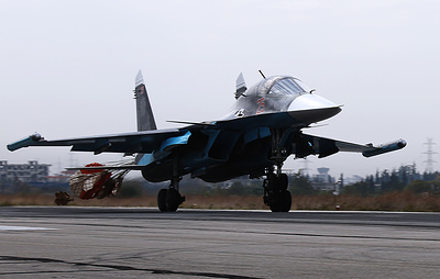 История создания и характеристики бомбардировщика Су-34