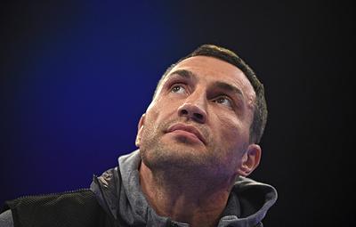 СМИ: Владимир Кличко провел переговоры о возможных боях с Фьюри и Джошуа
