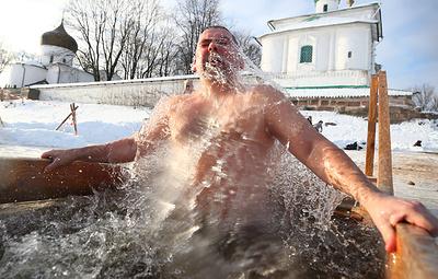 Более 2,4 млн человек приняли участие в крещенских мероприятиях в России
