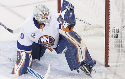 """Вратарь """"Айлендерс"""" Ленер признан первой звездой недели в НХЛ"""