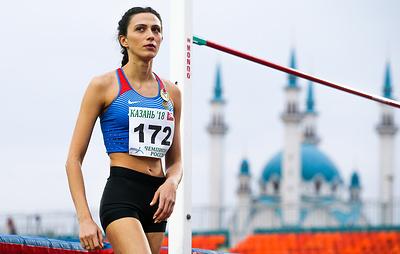 IAAF одобрила заявки Ласицкене и Шубенкова на допуск к стартам в нейтральном статусе