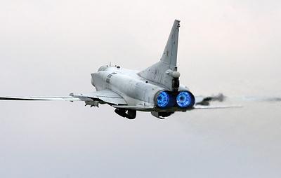 Причиной аварии Ту-22М3 в Мурманской области, предварительно, стала ошибка пилотирования