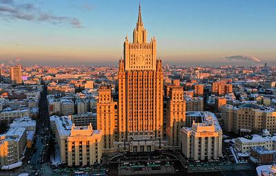 МИД РФ рекомендует россиянам проявлять осторожность в местах скопления людей в Венесуэле