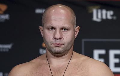 Федор Емельяненко назвал Бэйдера одним из сильнейших соперников в карьере