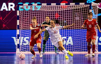 Женская сборная России по мини-футболу не сумела выйти в финал чемпионата Европы