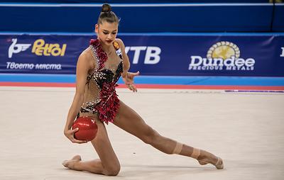 Первый в 2019 году этап Гран-при по художественной гимнастике стартует в Москве