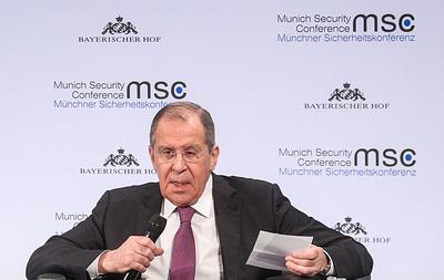 Лавров: США дали указание странам НАТО не посещать российский брифинг по ДРСМД