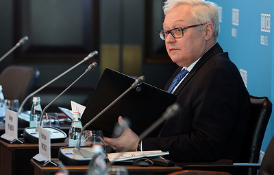Рябков: РФ видит риск, что из-за позиции США СНВ-3 прекратит свое действие в 2021 году