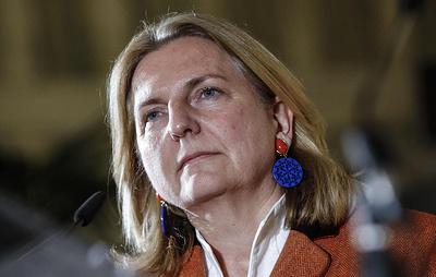 Глава МИД Австрии: новые санкции ЕС против РФ затронут конкретных лиц, а не экономику