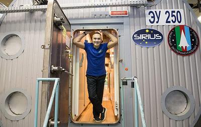 Космонавт Тарелкин: эксперимент SIRIUS — начало технической подготовки к лунным миссиям