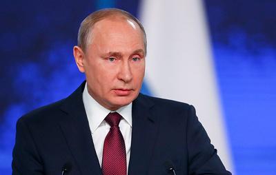 Путин: РФ может нацелить оружие не только на страны с американскими ракетами, но и наСША