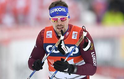 Лыжник Устюгов заявил, что не толкал норвежца Клебо после полуфинала спринта ЧМ