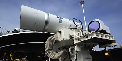 Доллар за выстрел? Преимущества, недостатки и возможности боевых лазеров США