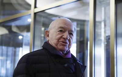 Никита Симонян переизбран на пост первого вице-президента РФС