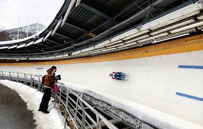 Заключительный этап Кубка мира по санному спорту стартует в Сочи
