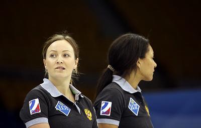 Андрианова: команда Ковалевой готова к ЧМ по керлингу и может попасть в четверку лучших