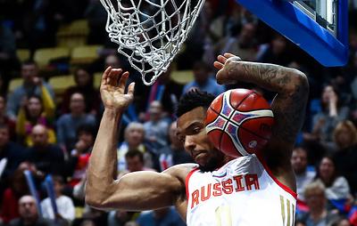 Боломбой пропустит решающий отборочный матч Кубка мира по баскетболу с финнами