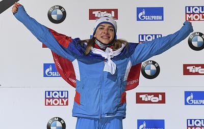 Исторический успех Никитина первой из россиянок выиграла Кубок мира по скелетону