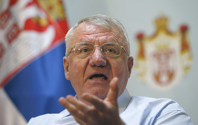 Шешель назвал сканадальным приговор трибунала в Гааге в отношении Караджича