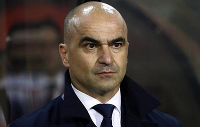 Тренер сборной Бельгии по футболу Мартинес назвал Куртуа лучшим вратарем в мире