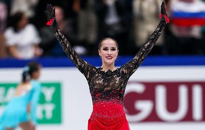 Загитова намерена отдохнуть в Японии по окончании сезона