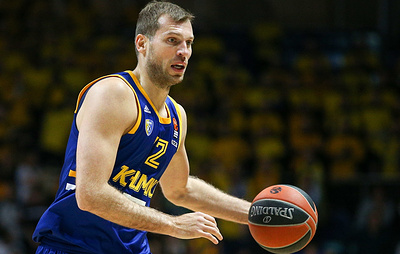 """Моня: баскетболисты """"Химок"""" должны достойно завершить сезон Евролиги"""