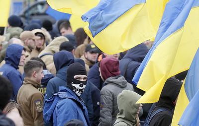 Националисты передали в администрацию президента Украины требования по борьбе с коррупцией