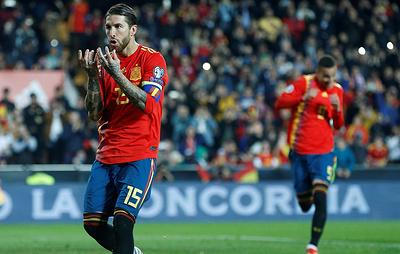 Сборная Испании победила норвежцев в матче отборочного турнира ЧЕ-2020