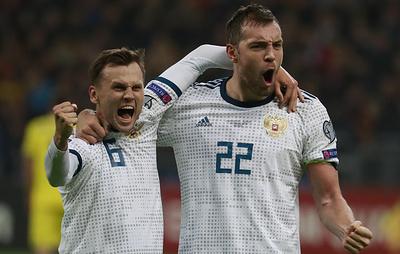Отец Черышева: Денис выполнил требования Черчесова в игре против сборной Казахстана