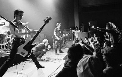 DM: группа Sex Pistols станет героем следующего фильма о музыкантах