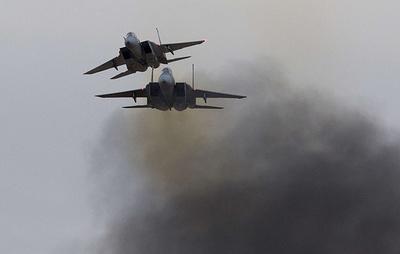 Израиль начал наносить удары по целям ХАМАС в секторе Газа в ответ на ракетный обстрел
