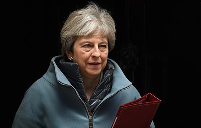 Reuters: Тереза Мэй может назвать дату своей отставки 27 марта