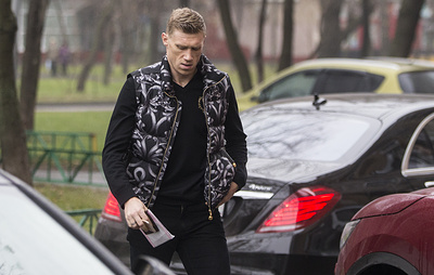 Комитет по этике РФС оштрафовал и условно дисквалифицировал Погребняка до конца сезона
