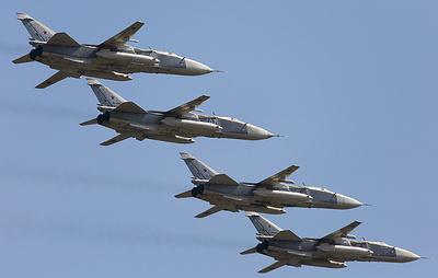 Репетиции воздушной части Парада Победы не помешают гражданской авиации