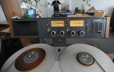 """Фирма """"Мелодия"""" оцифровала около 80% записей из архива"""