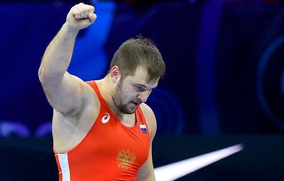 Российский борец Семенов стал бронзовым призером чемпионата Европы
